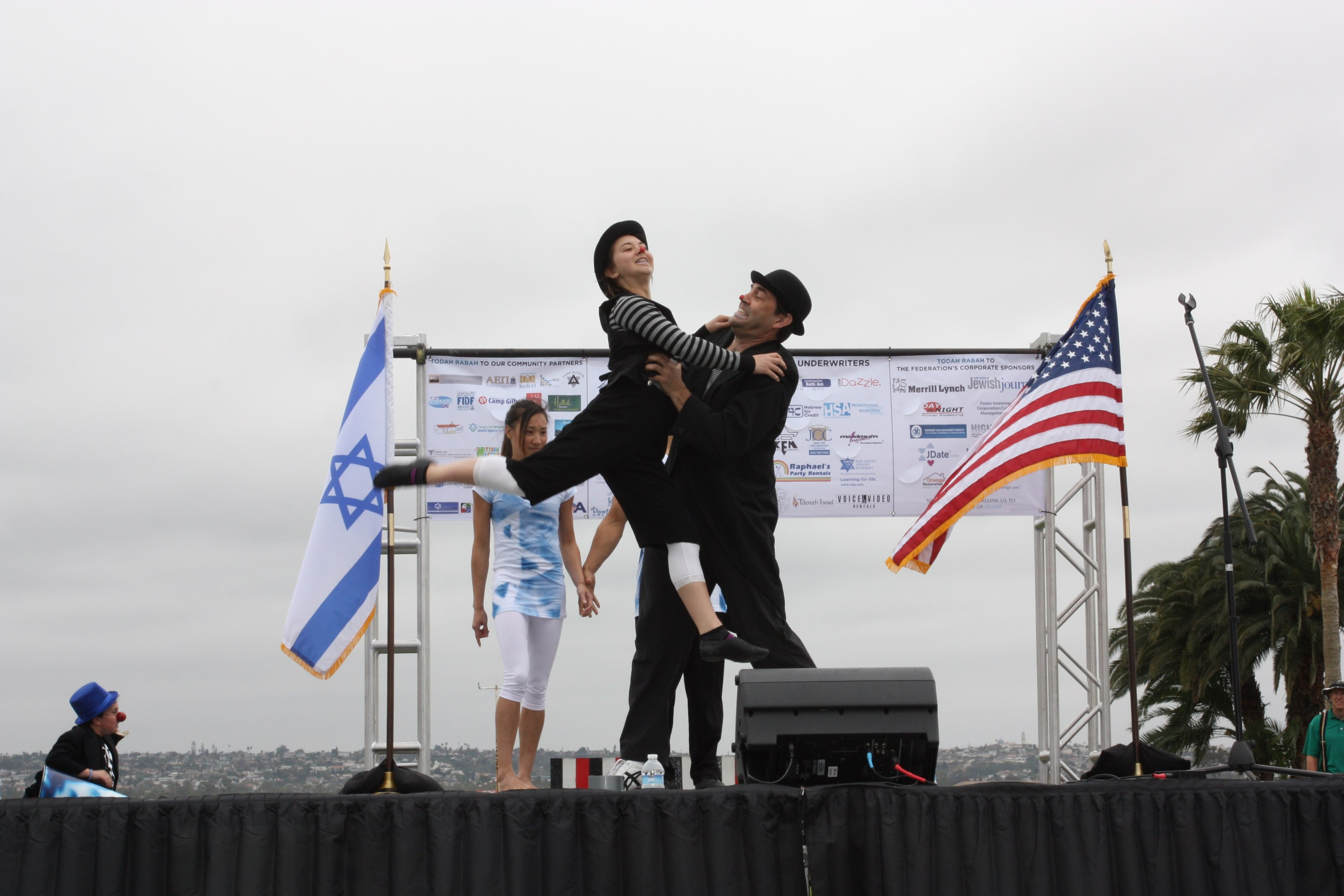 SDCC performed at Ski Beach in San Diego!