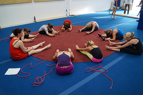 Flexibility workshop