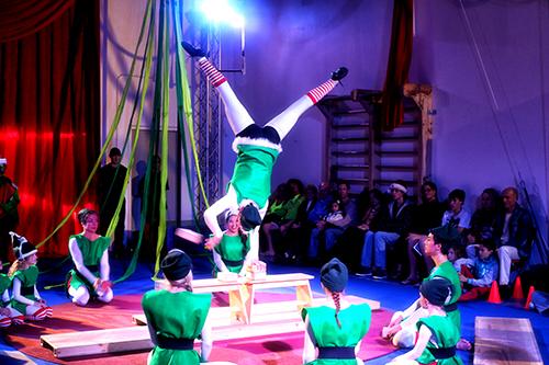 Handstand-Performance