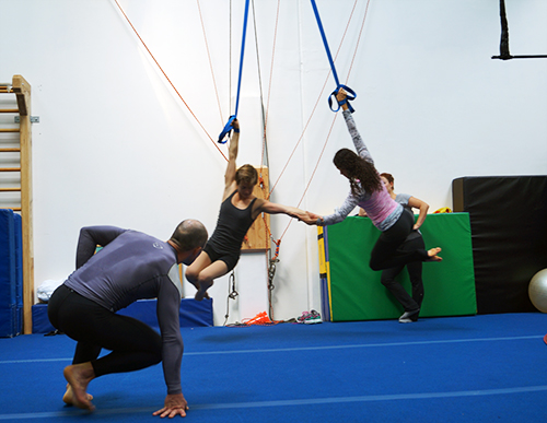 Aerial Circus Arts Workshop