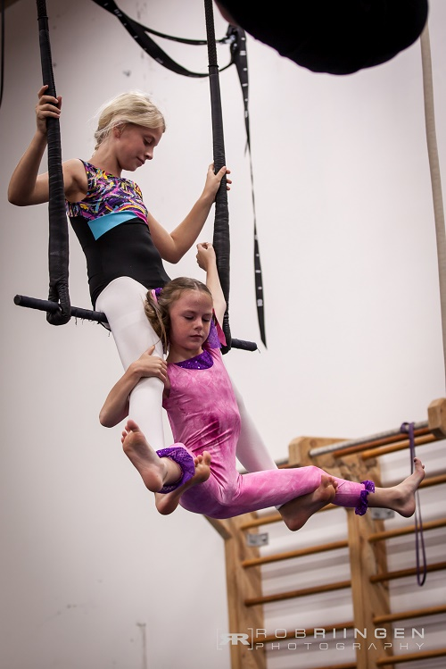 DUO TRAPEZE 2