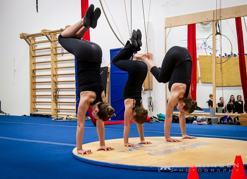 HANDSTAND GROUP
