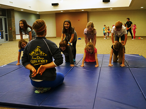 San Diego Circus Center at La Jolla Country Day School